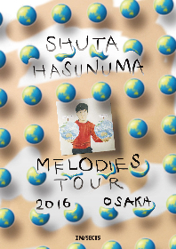 蓮沼執太 『メロディーズ・ツアー2016 大阪』来場者には新曲のデモ・トラックをプレゼント