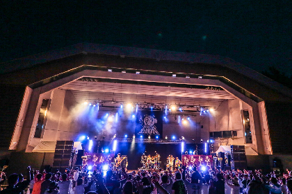 セクマシ、チャランポら全9組の若獅子が熱戦!『ヤングライオン祭り'17』をレポート