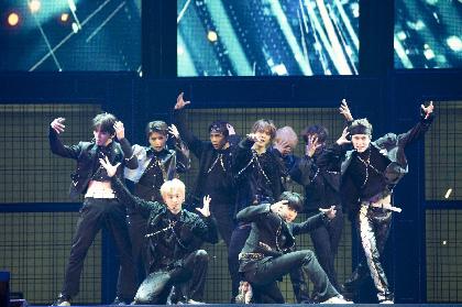 NCT 127 初の日本単独ツアー最終日さいたま公演が映像化、初回盤にはメンバー別オフショットも
