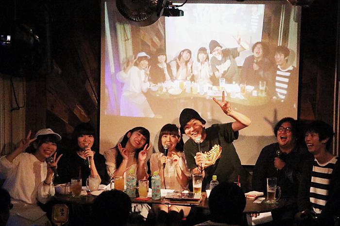 (左から)xoxo(Kiss&Hug) EXTREME、髙木大地、諸田英慈、宮野弦士