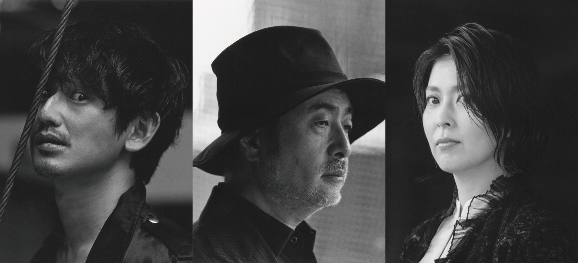 新ヴィジュアル (左から)瑛太、松尾スズキ、松たか子