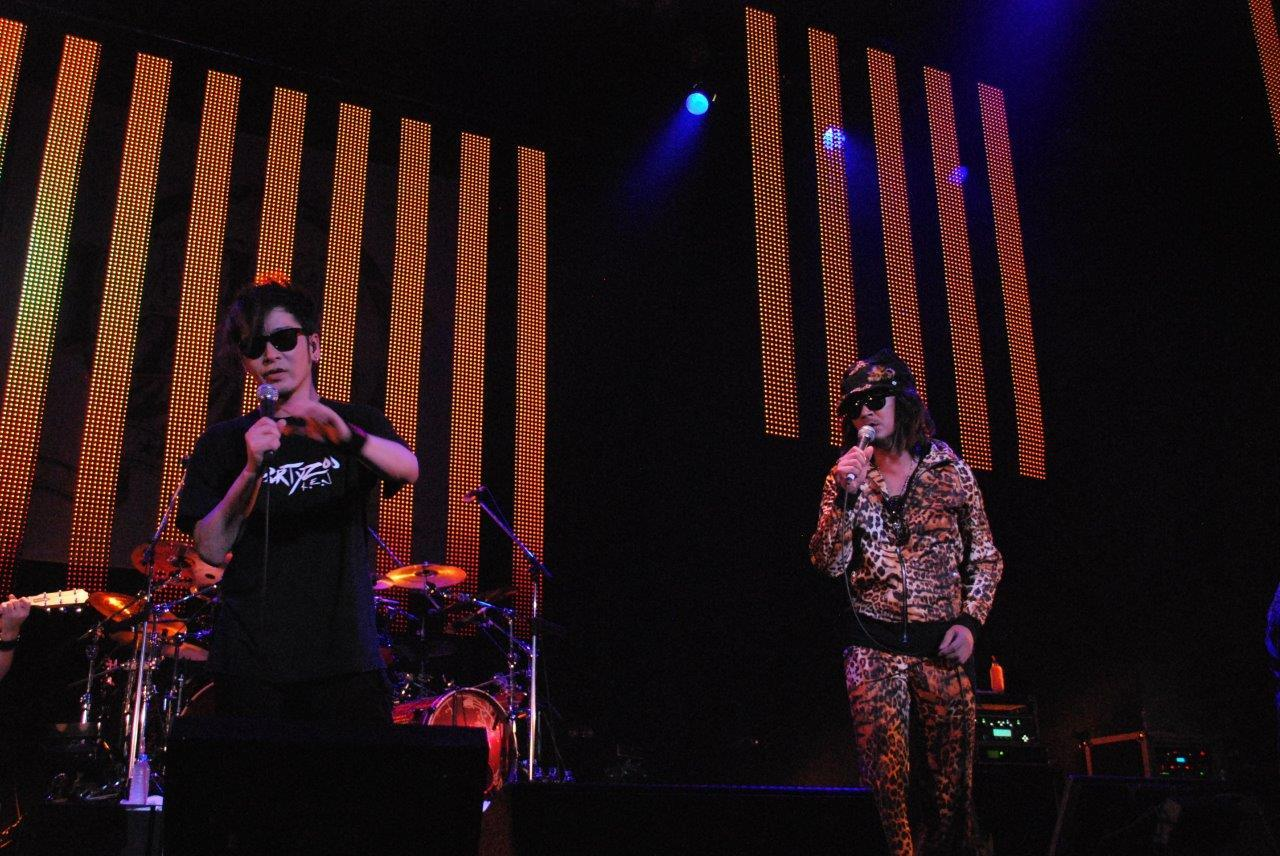 Ken with Naughty stars『PARTY ZOO ~Ken Entwines Naughty stars~』2016.9.25