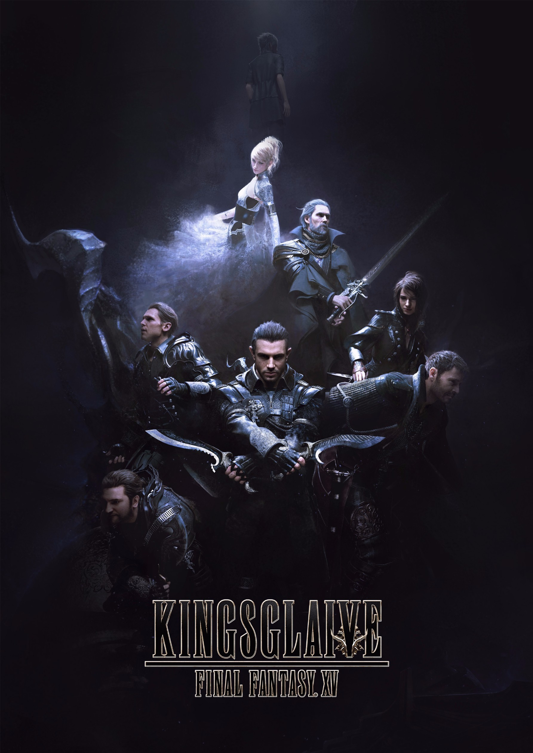 『KINGSGLAIVE FINAL FANTASY XV』