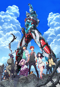 TVアニメ『SSSS.GRIDMAN』のOP主題歌、ED主題歌、キャラソンを網羅したベストアルバムの発売決定