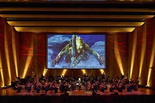モンスターハンター オーケストラコンサート 狩猟音楽祭2015の様子