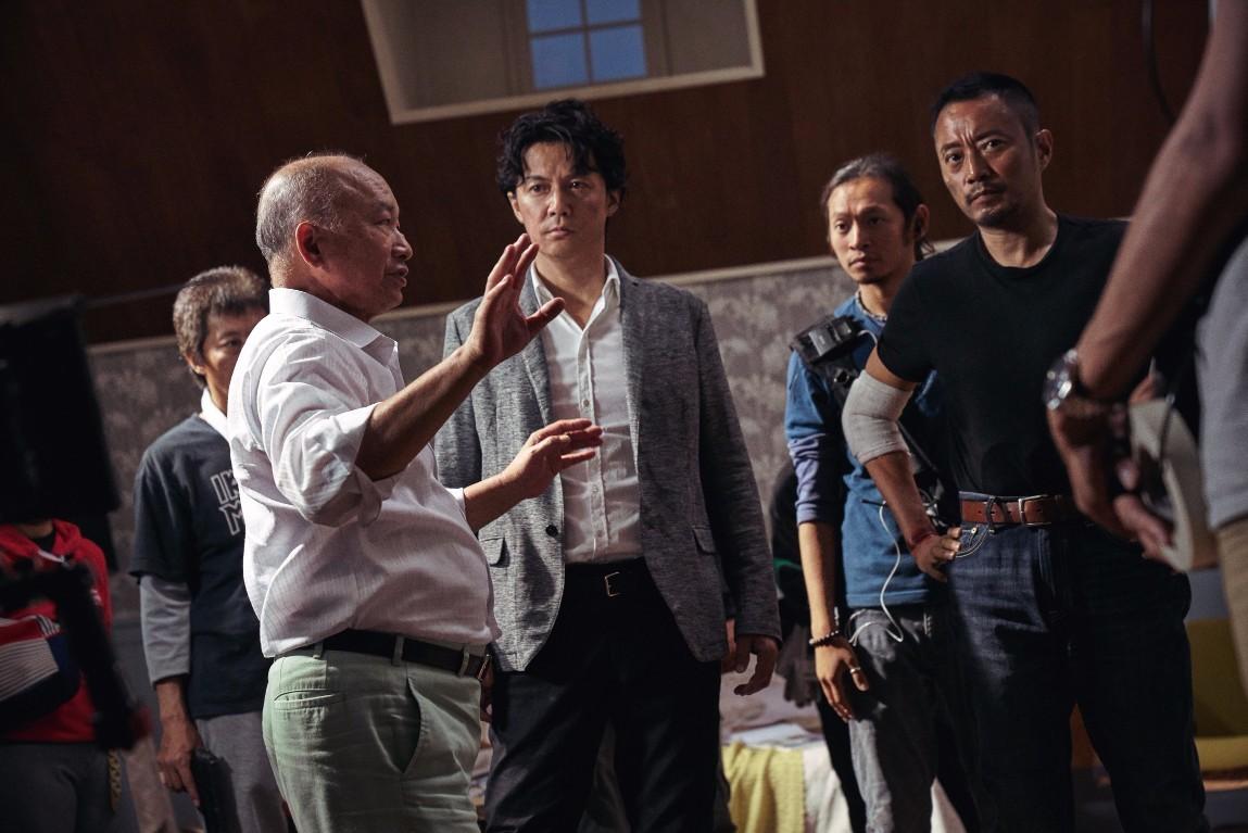 福山雅治、チャン・ハンユーを演出するジョン・ウー監督 2017 Media Asia Film international Ltd. All Rights Reserved