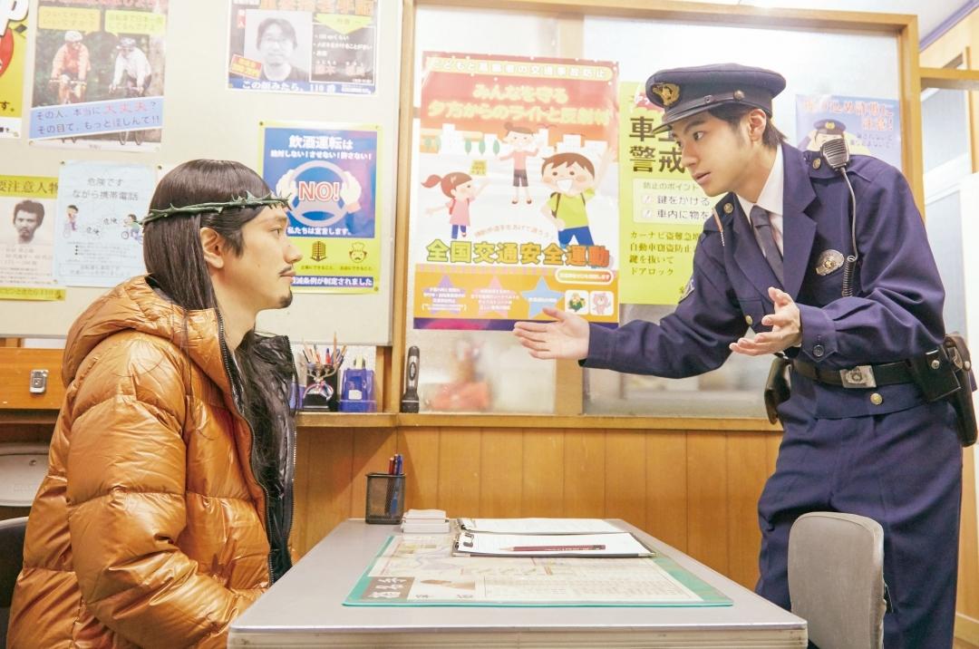 (C)中村 光・講談社/パンチとロン毛 製作委員会