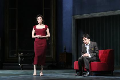 寺島しのぶがリアルで身近なヒロインを演じる、シス・カンパニー公演『ヘッダ・ガブラー』が4月7日に開幕