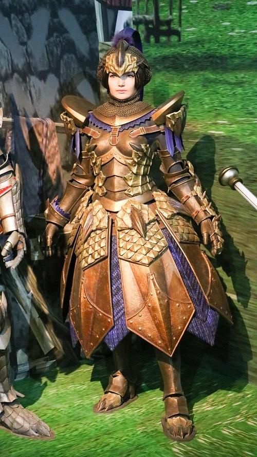 紫毒姫装備!