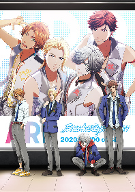 TVアニメ『ARP Backstage Pass』メインビジュアル&WEB本サイト公開!放送開始日と追加キャストも解禁