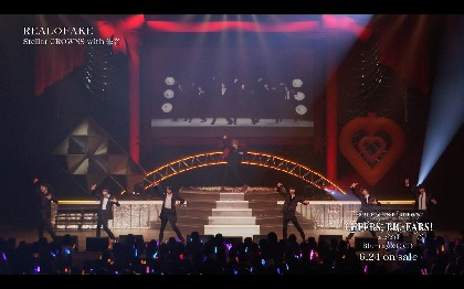 荒牧慶彦、佐藤流司、和田雅成、蒼井翔太ら出演の『REAL⇔FAKE』 SPイベントのライブパートダイジェスト映像が公開