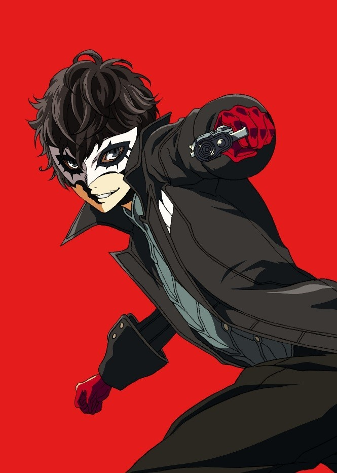 (C)ATLUS(C)SEGA/PERSONA5 the Animation Project