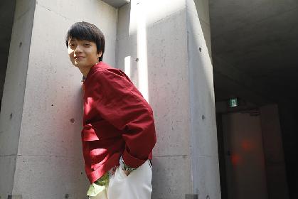 岡山天音「舞台はすごく怖い。でも、だからこそやりたい」 松井周演出の舞台『ビビを見た!』に出演