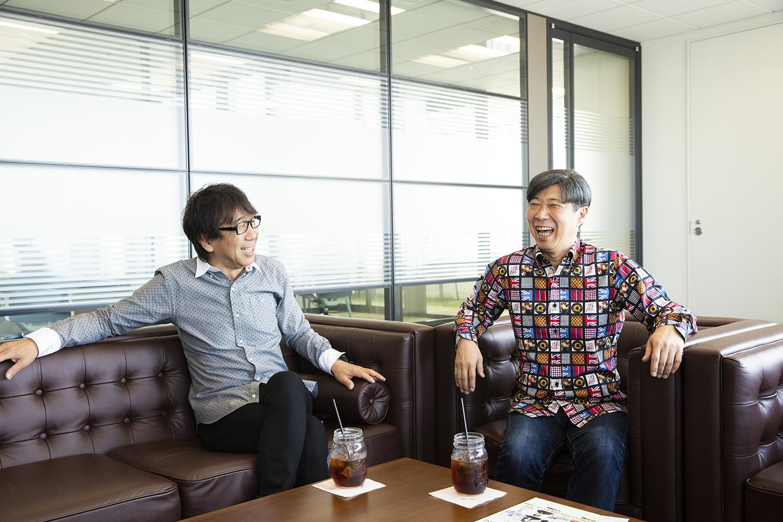 木根尚登×杉真理 撮影=大塚秀美