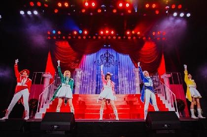 帝国歌劇団・花組によるライブコンサート 『新サクラ大戦 the Stage ~桜歌之宴~』が開催 2021年冬に舞台第2弾上演が決定