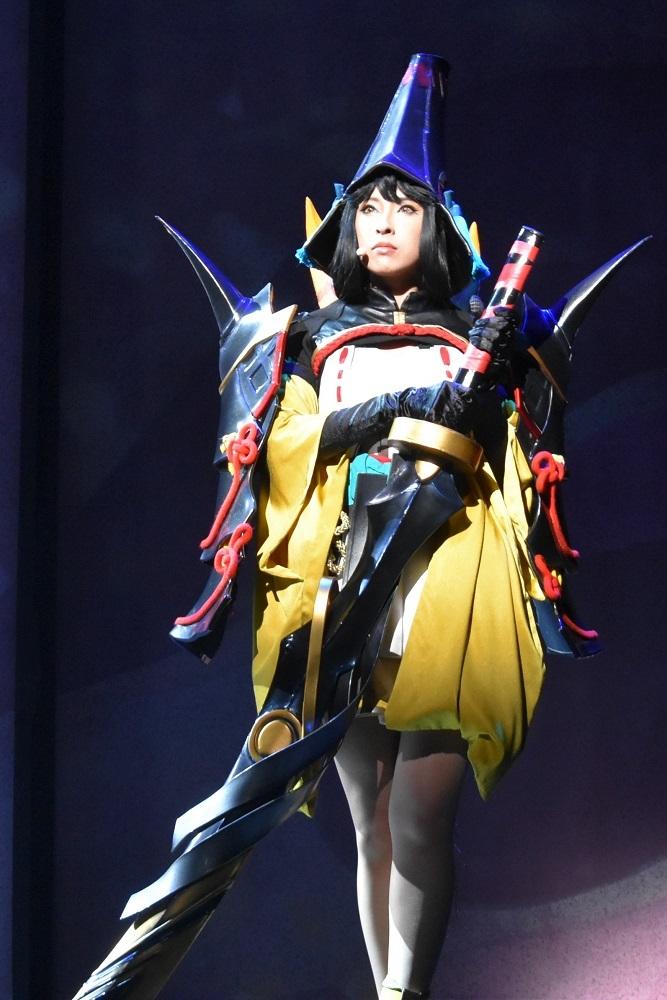 妖刀姫(長谷川唯)