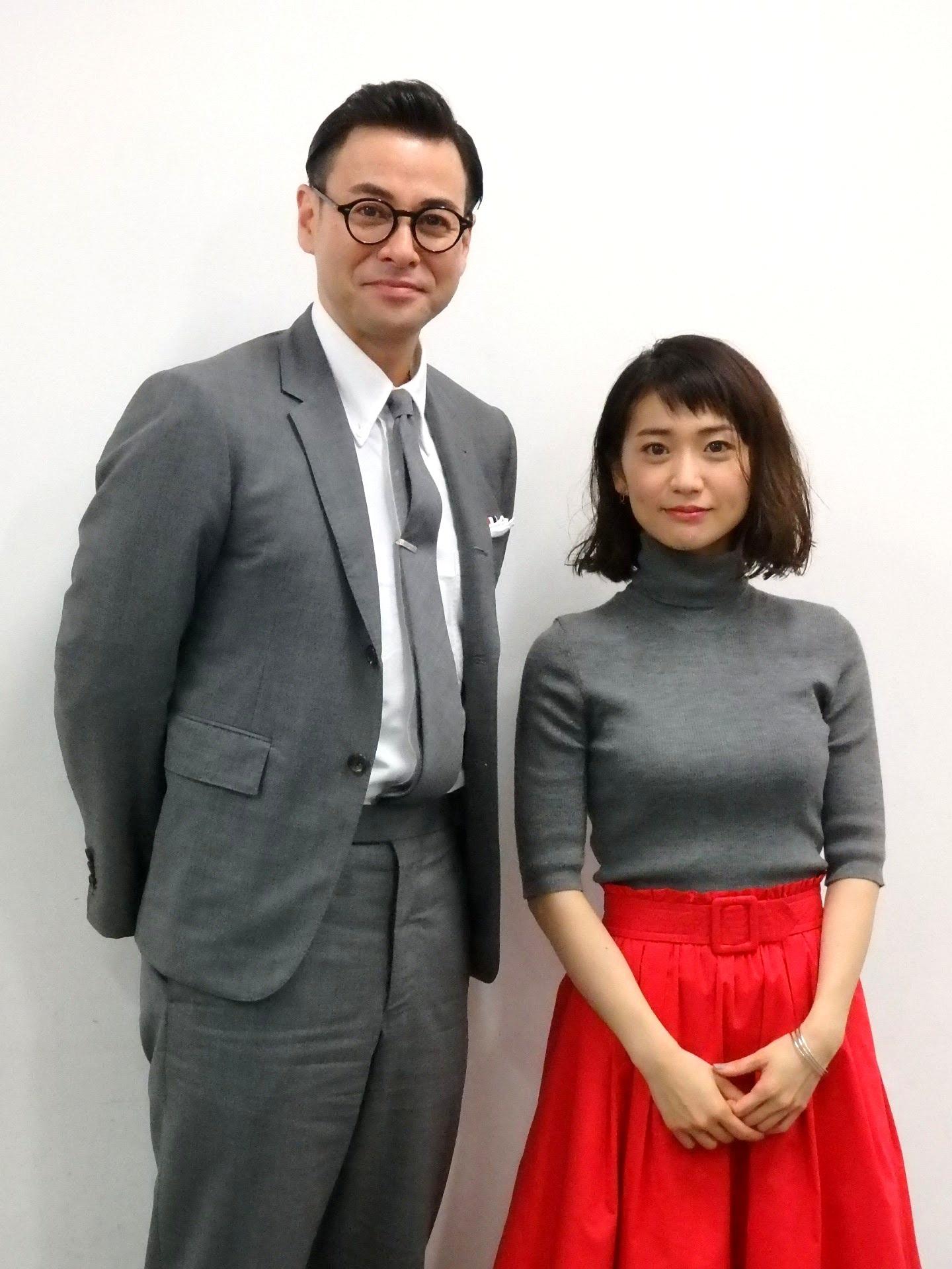 『美幸 ―アンコンディショナルラブ―』鈴木浩介と大島優子