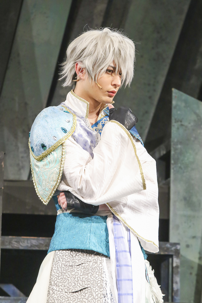 (C)CYBIRD/イケメン戦国THE STAGE