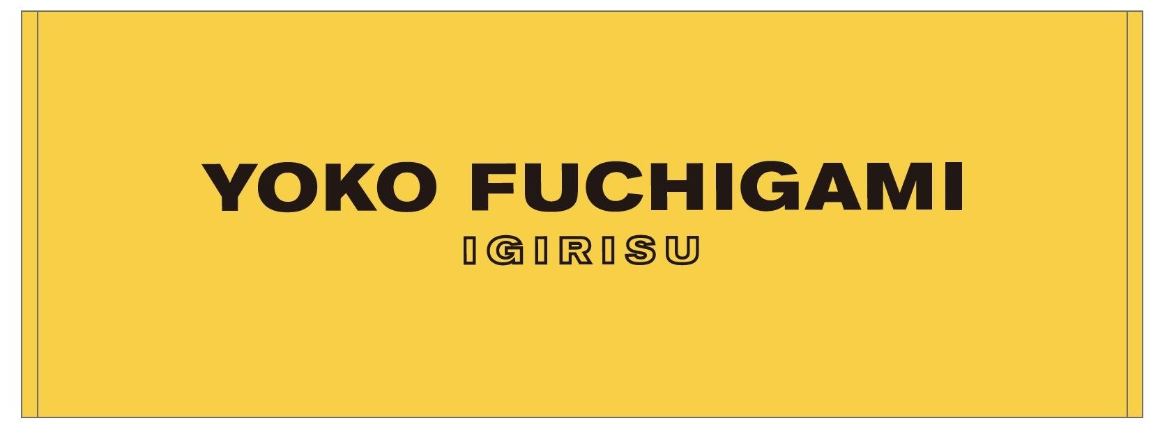 ★YOKO FUCHIGAMI STORE オリジナルスポーツタオル 2,592円