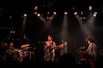BREIMEN、溢れる音楽愛と情熱を糧に本気で遊んだ大阪初ワンマン「なるべく楽しく生きていってください」