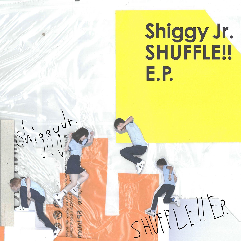 「SHUFFLE!! E.P.」通常盤