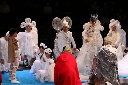 演出・衣裳・振付をすべて一新! 高橋朱里主演ミュージカル『新☆雪のプリンセス』ゲネプロレポート