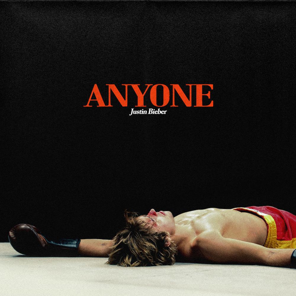 ジャスティン・ビーバー「Anyone」