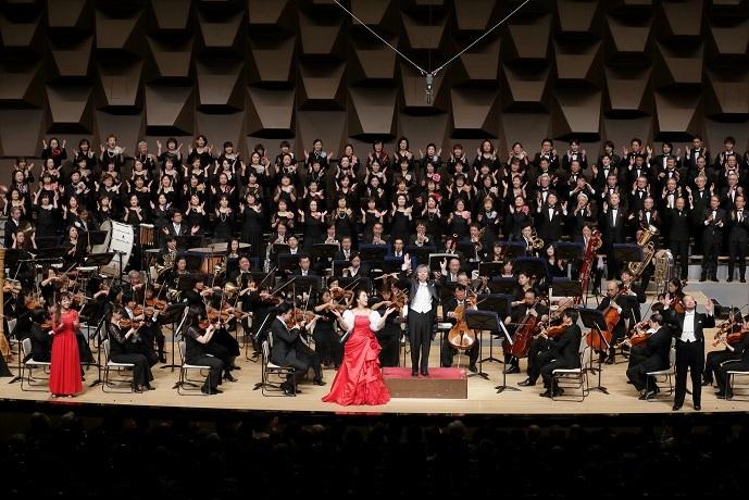 新年の定番演奏会としてすっかり定着した「新春名曲コンサート」 (C)飯島隆