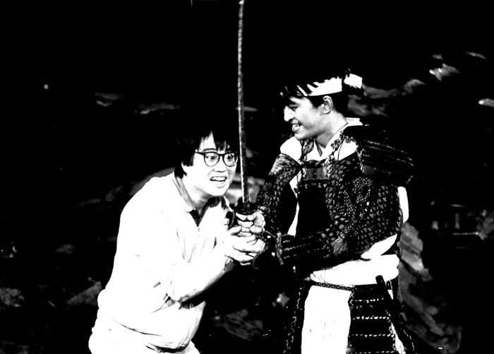 『夜曲』1986年 ザ・スズナリ
