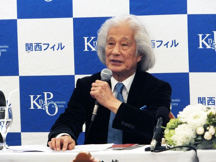 桂冠名誉指揮者 飯守泰次郎 (C)H.isojima