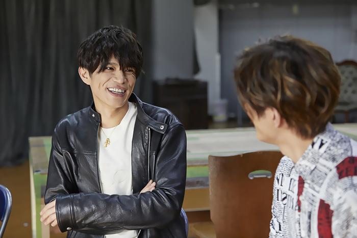 (左から)山本裕典、君沢ユウキ