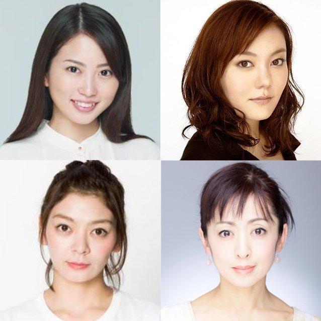 志田未来、鈴木杏、田畑智子、斉藤由貴