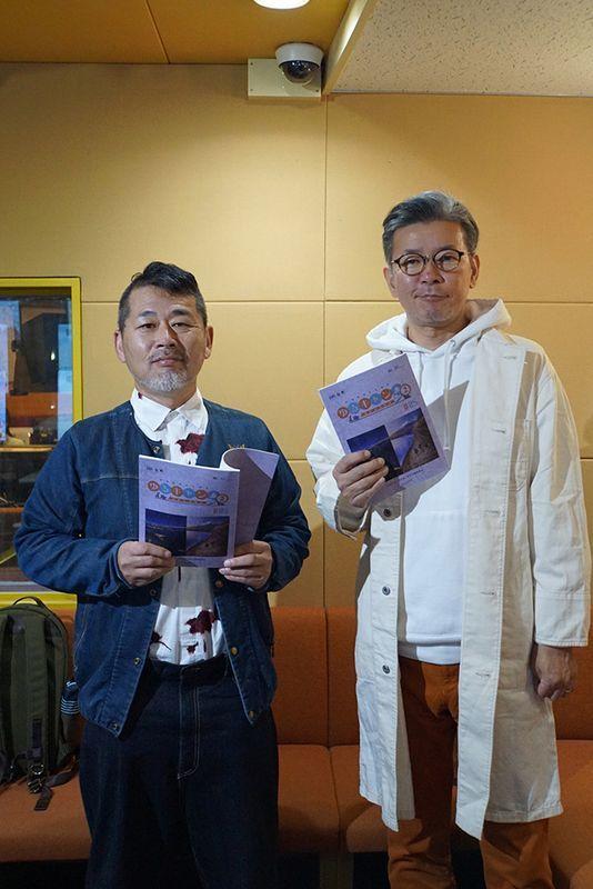 TVアニメ『ゆるキャン△ SEASON2』に声優出演した『水曜どうでしょう』ディレクター (C)あfろ・芳文社/野外活動委員会
