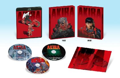 大友克洋の伝説的劇場アニメ『AKIRA』が予見した未来と重なる今、4Kリマスター版を発売