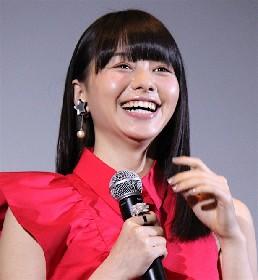 山本舞香、初主演映画監督からの手紙に涙!「世界で一番、幸せ」