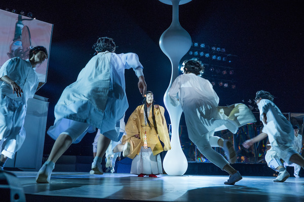 2015年に行った公開ワークショップより 撮影:井上嘉和