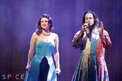 石丸幹二「夢の世界に行ってきます」 ミュージカル『ヨセフと不思議なテクニカラー・ドリームコート』開幕