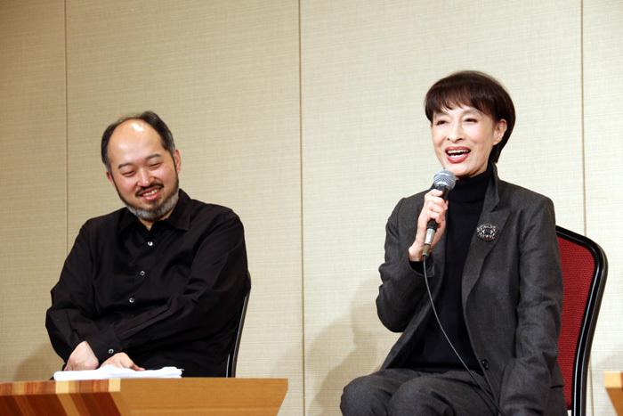 森新太郎、江波杏子「イニシュマン島のビリー」