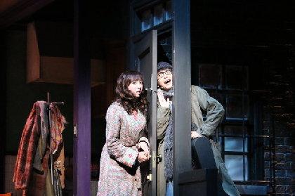 紫吹淳&岡田浩暉が有楽町でニューヨークのラブストーリーを魅せる!ミュージカル『グッバイ・ガール』観劇レポート