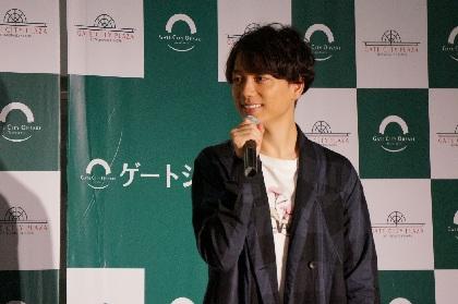 山崎育三郎、制作に約2年かけたオリジナルアルバム『I LAND』の発売が決定 自身作詞・作曲作を含む11曲を収録