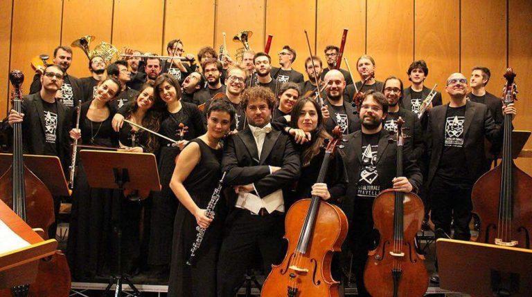 地元ヴェローナの楽団 オーケストラ・マキャヴェッリ
