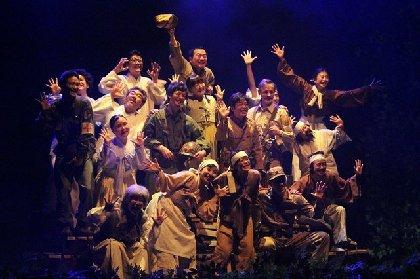 一枚の写真から始まる奇跡の物語 舞台『トンマッコルへようこそ』公演レポート