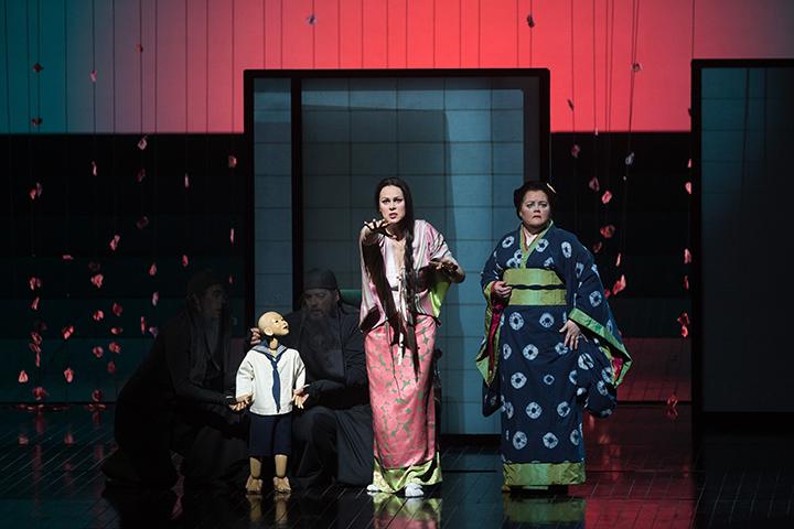 (C)Marty Sohl / Metropolitan Opera