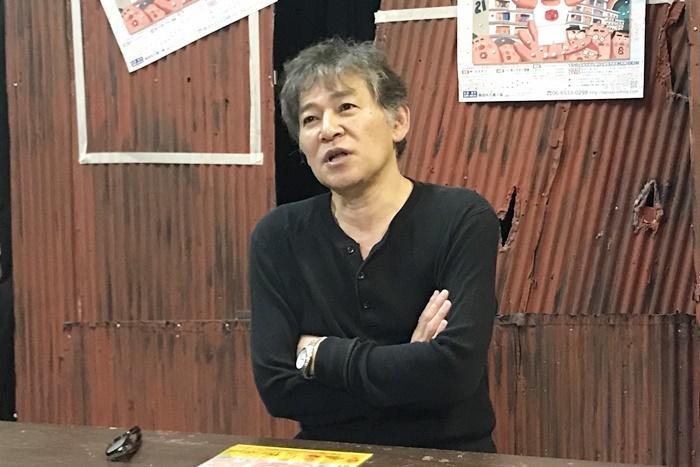 内藤裕敬(南河内万歳一座)。