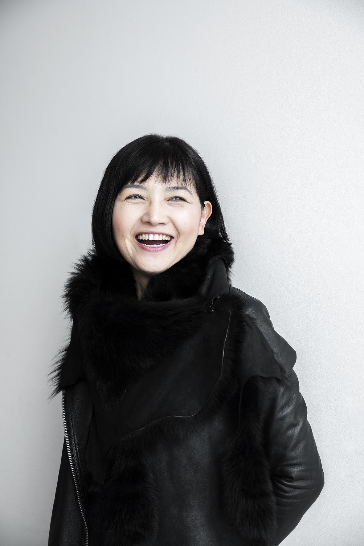 鴻池朋子 (c)Tomoko Konoike  撮影:永禮 賢