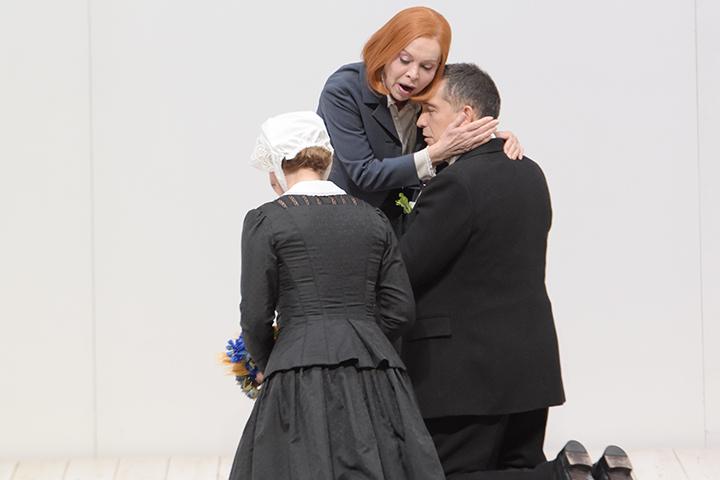 新国立劇場《イェヌーファ》第3幕より R.シュトラウス《サロメ》全1幕〈ドイツ語上演/字幕付〉