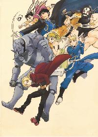 『鋼の錬金術師展』、新潟市マンガ・アニメ情報館でこの夏開催! 荒川弘の貴重な生原稿で「ハガレン」を振り返る