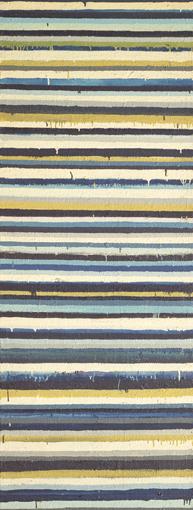 《Work C.77》1960年 油彩・キャンバス 180×68㎝ 東京国立近代美術館蔵