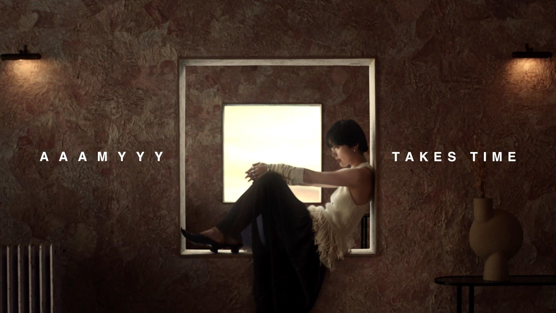 「TAKES TIME」MVサムネイル
