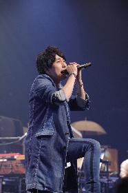 鈴村健一、10周年記念ライブで初のベストアルバム発売を発表